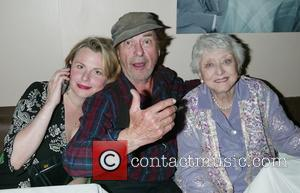 Angelica Torn, Rip Torn and Celeste Holm