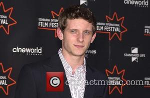 Jamie Bell Throws Himself Into Demanding Role