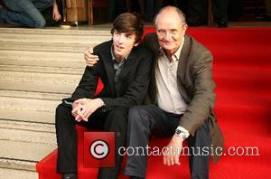 Jim Broadbent and Matthew Beard Edinburgh International Film Festival 2007 - Screening of 'And When Did You Last See Your...