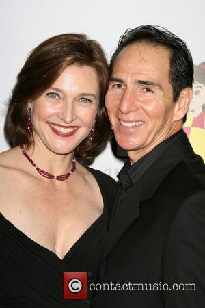 Brenda Strong and husband Tom Henri 7th Annual 'El Sueno De Esperanza' Benefit Gala held at The Lot - Arrivals...