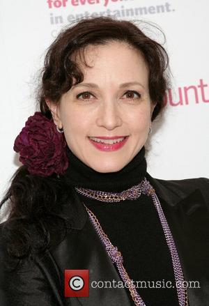Bebe Neuwirth The opening of Defining Elegance an exhibition of 8 evening gowns designed by film,TV and theatre costume designers...