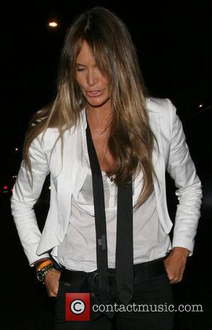 Elle Macpherson is spotted with a mystery man at 1am. The couple were reluctant to be photographed while sitting in...