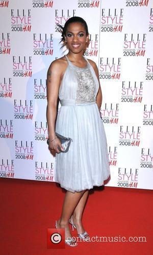 Freema Agyeman Elle Style Awards held at the Westway Sports Centre - Arrivals London, England - 12.02.08