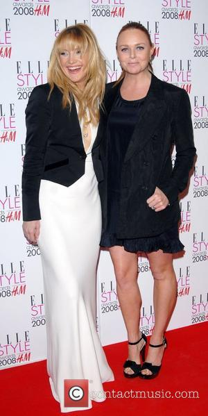 Kate Hudson, Stella McCartney Elle Style Awards held at the Westway Sports Centre - Arrivals London, England - 12.02.08