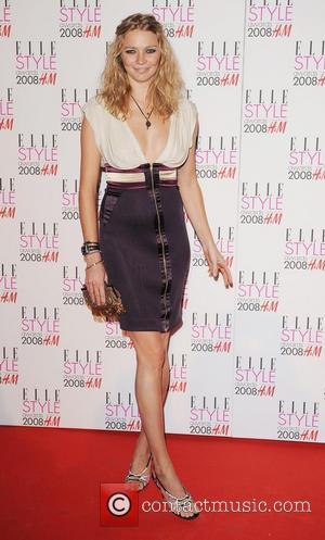 Jodie Kidd Elle Style Awards held at the Westway Sports Centre - Arrivals London, England - 12.02.08