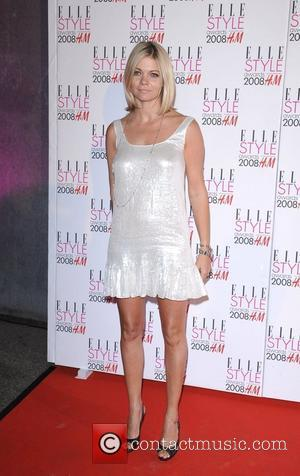Jemma Kidd Elle Style Awards held at the Westway Sports Centre - Arrivals London, England - 12.02.08