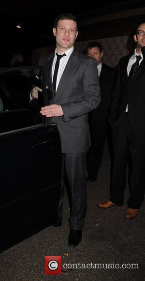 Dermot O'Leary Elle Style Awards held at the Westway Sports Centre - Departures London, England - 12.02.08