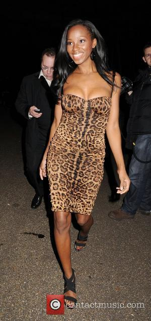 Jamelia  Elle Style Awards held at the Westway Sports Centre - Departures London, England - 12.02.08