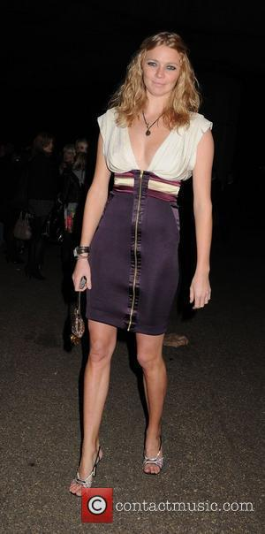 Jodie Kidd Elle Style Awards held at the Westway Sports Centre - Departures London, England - 12.02.08