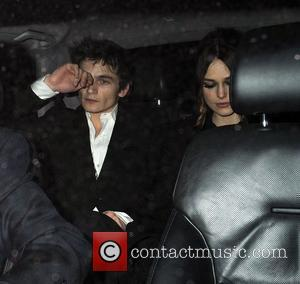 Rupert Friend and Keira Knightley Elle Style Awards held at the Westway Sports Centre - Departures London, England - 12.02.08