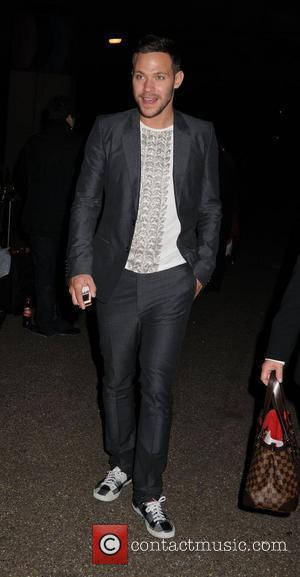 Will Young Elle Style Awards held at the Westway Sports Centre - Departures London, England - 12.02.08
