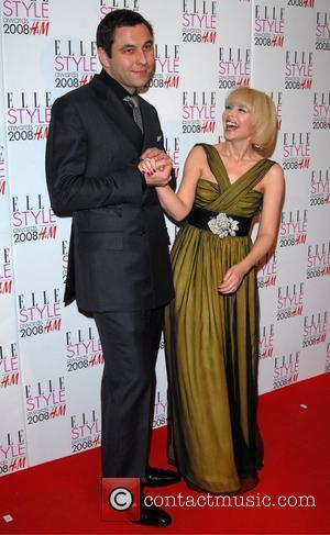 David Walliams and Kylie Minogue