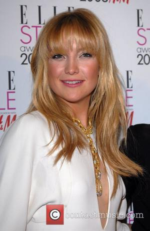Kate Hudson Elle Style Awards held at the Westway Sports Centre - Press Room London, England - 12.02.08