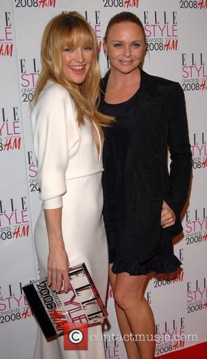 Kate Hudson and Stella McCartney Elle Style Awards held at the Westway Sports Centre - Press Room London, England -...