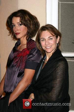 Jennifer Beals and Ilene Chaiken Elle hosts the 'Women in Hollywood' 14th annual event  Los Angeles, California - 15.10.07