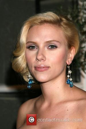Johansson Inspires Fashion Campaign