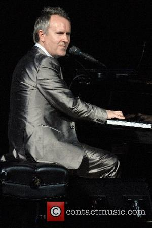 Howard Jones  performs at the UJA-Federation of New York's Music For Youth Initiative Tribute to the Music of Elton...