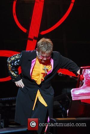 Elton Eyes Priscilla Musical