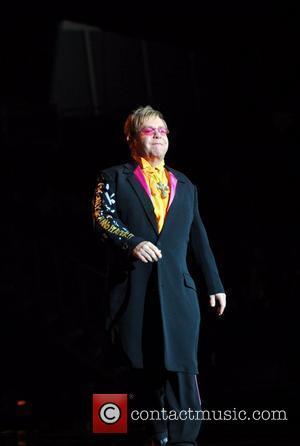 O2 Arena, Elton John