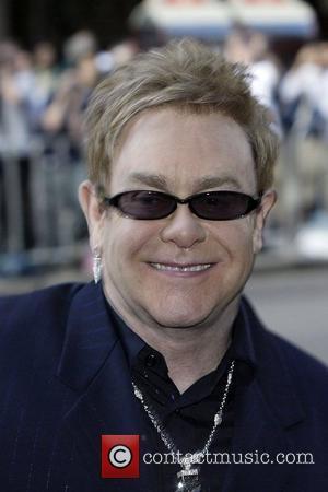 Elton Slams 'Bigots' On 60th Birthday Eve