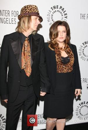Michael Lockwood and Lisa Marie Presley Elvis '68 Comeback Special 40th Anniversary Celebration at the ArcLight Cinemas Hollywood, California -...