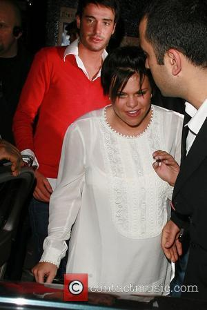 Jade Goody and Jack Tweedy at Embassy London, England - 04.11.07