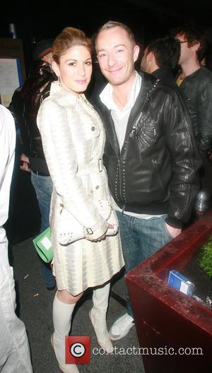 Hofit Golan and Scott Henshaw at the Embassy Club London, England - 16.01.08