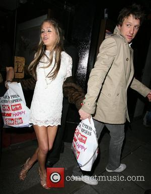 Nikki Grahame and Ben Lunt