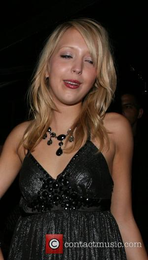 Amanda Marchant Leaving the Embassy Club looking a little worse for wear London, England - 21.09.07