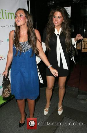 Michelle Scott-lee and Bianca Gascoigne