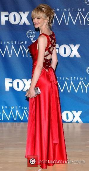 Kathryn Morris The 59th Primetime Emmy Awards at The Shrine Auditorium - press room Los Angeles, California - 16.09.07