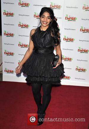 Amara Karan Empire Awards held at the Grosvenor House London, England - 09.03.08