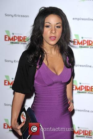 Kathryn Drysdale  Empire Awards held at the Grosvenor House London, England - 09.03.08