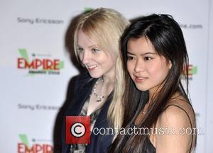 Katie Leung and Evanna Lynch