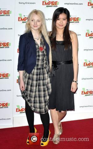 Katie Leung and Evanna Lynch