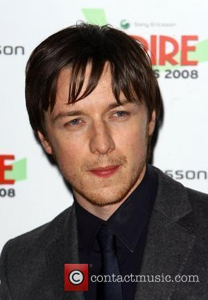 James McAvoy, Grosvenor House