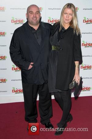Shane Meadows Empire Film Awards held at  Grosvenor House Hotel London, England - 09.03.08
