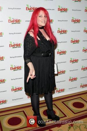 Jane Goldman Empire Film Awards held at Grosvenor House Hotel - Press Room London, England - 09.03.08