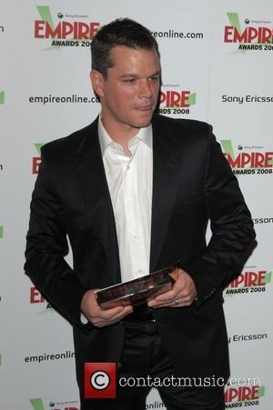Matt Damon, Grosvenor House