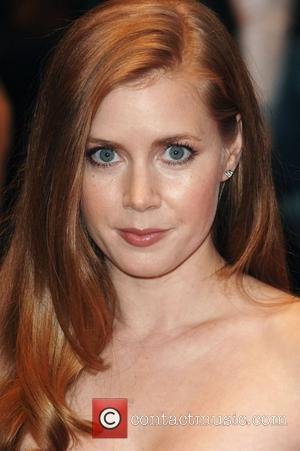 Amy Adams The Times BFI London Film Festival: Enchanted - screening held at the Odeon West End London, England -...