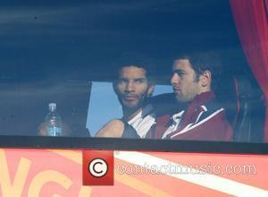 David James and Joe Cole