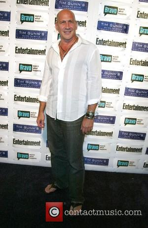 Carmen Marc Valvo at the Entertainment Weekly and Bravo party celebrating Tim Gunn's Guide To Style, held at a New...