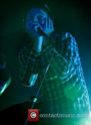 Enter Shikari performing live at Live Music Hall Cologne, Germany - 16.10.07