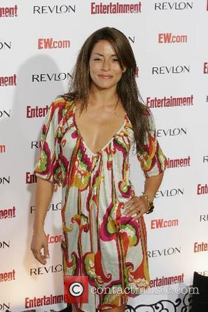 Emmanuelle Vaugier and Entertainment Weekly