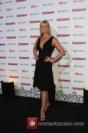 Jaime Pressly and Entertainment Weekly