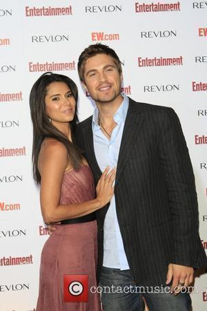 Roselyn Sanchez, Eric Winter Entertainment Weekly's 5th Annual Emmys Celebration - Arrivals held at Opera/Crimson Hollywood, California USA - 15.09.07