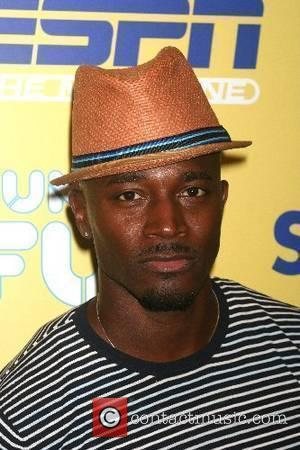Taye Diggs' Naked Treat
