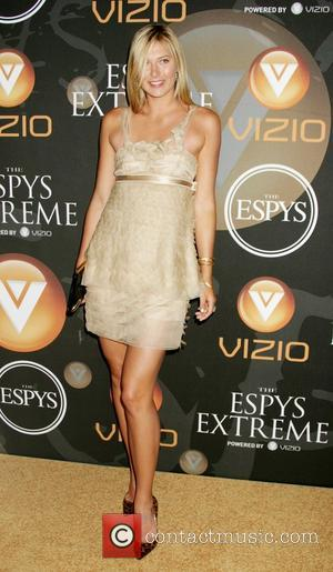 Maria Sharapova The ESPYs Extreme 2007 - Arrivals Hollywood, California - 10.07.07