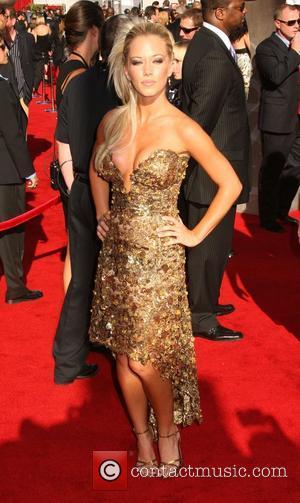 Kendra Wilkinson The 2007 ESPY's Awards held at Kodak Theatre - Arrivals Hollywood, California - 11.07.07