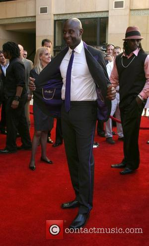 Jerry Rice The 2007 ESPY Awards held at Kodak Theatre - Arrivals Hollywood, California - 11.07.07